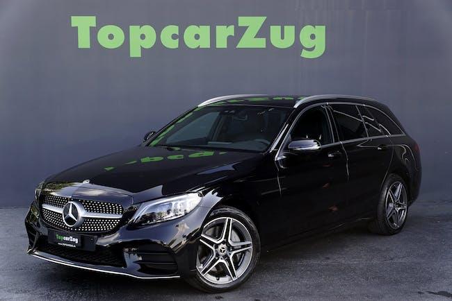 Mercedes-Benz C-Klasse C 300 AMG Line 4Matic 9G-Tronic ** Facelift ** 22'000 km CHF43'800 - buy on carforyou.ch - 1