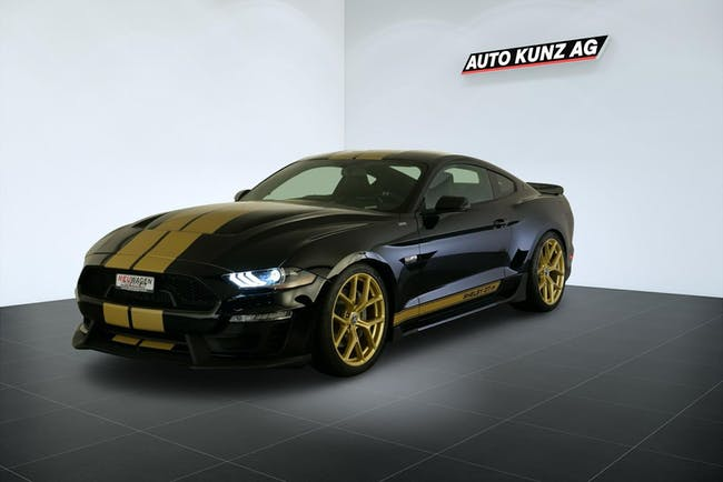 Ford Mustang Shelby GT-H 670PS(exclusiver als GT 500) 112 km CHF134'989 - buy on carforyou.ch - 1