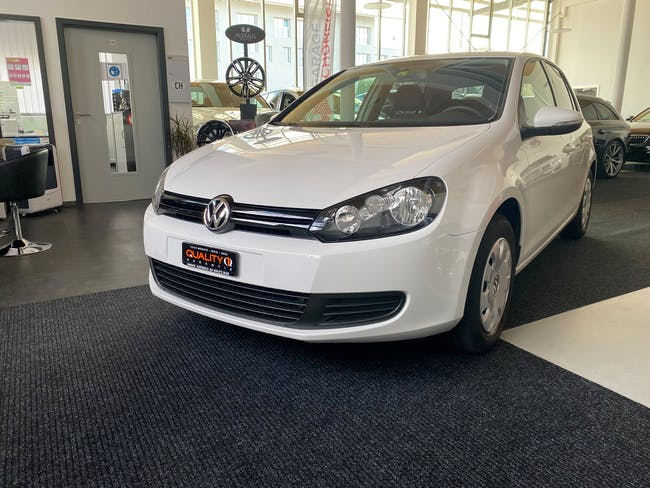 VW Golf 1.4 Trendline 53'000 km CHF9'900 - buy on carforyou.ch - 1