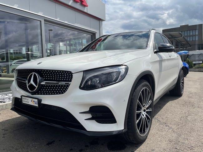 Mercedes-Benz GLC-Klasse GLC 43 AMG 4Matic 9G-Tronic CH Fahrzeug, Panoramadach, Navigation, 360° Kamera, usw. 35'600 km CHF53'800 - acquistare su carforyou.ch - 1