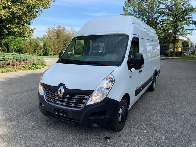 Renault Master P35 ENERGY dCi 165 L3H3 DB / roues jumelées 151'506 km CHF14'890 - buy on carforyou.ch - 1