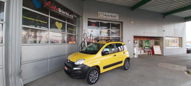 Fiat Panda 0.9 Twinair Turbo Climbing 4x4 96'000 km CHF7'900 - buy on carforyou.ch - 1