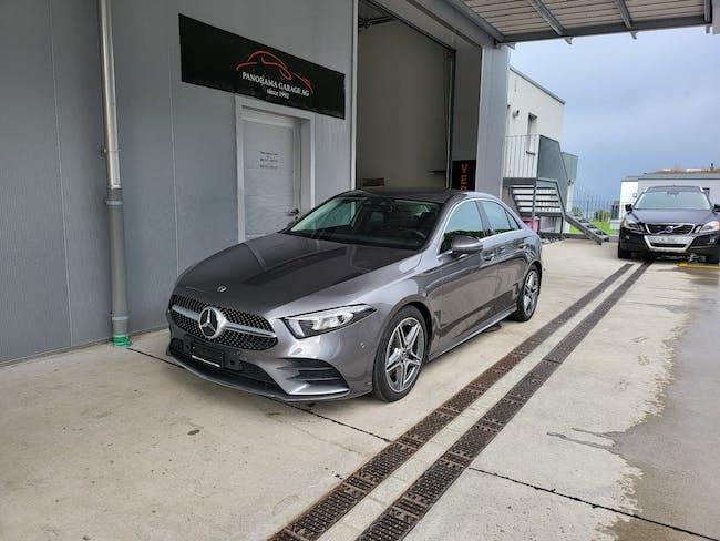 Mercedes-Benz A-Klasse A 220 AMG Line 7G-DCT Sedan 4Matic MODELLJAHR 2021 13'800 km CHF41'950 - buy on carforyou.ch - 1