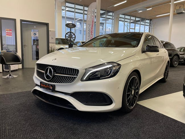 Mercedes-Benz A-Klasse A 250 AMG Line 4Matic 7G-DCT 66'000 km CHF28'900 - buy on carforyou.ch - 1