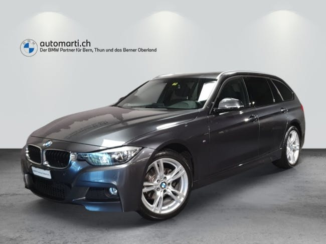BMW 3er 320i xDrive Touring 62'600 km CHF22'900 - buy on carforyou.ch - 1