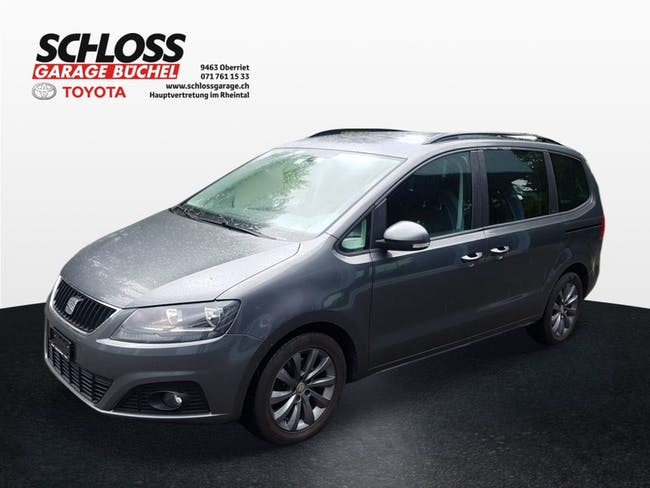 SEAT Alhambra 2.0 TDI Style DSG 126'800 km CHF18'400 - buy on carforyou.ch - 1