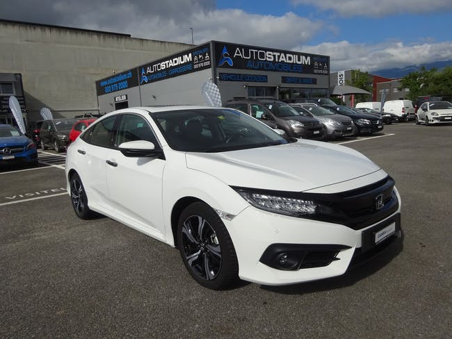 Honda Civic 1.5 VTEC Prestige CVT 16'580 km CHF23'900 - acheter sur carforyou.ch - 1
