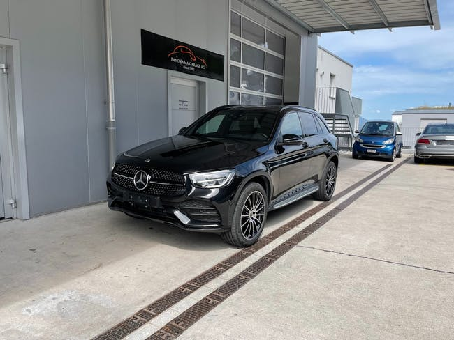 Mercedes-Benz GLC-Klasse GLC 300 AMG Line 4Matic 9G-Tronic 22'500 km CHF57'950 - acquistare su carforyou.ch - 1
