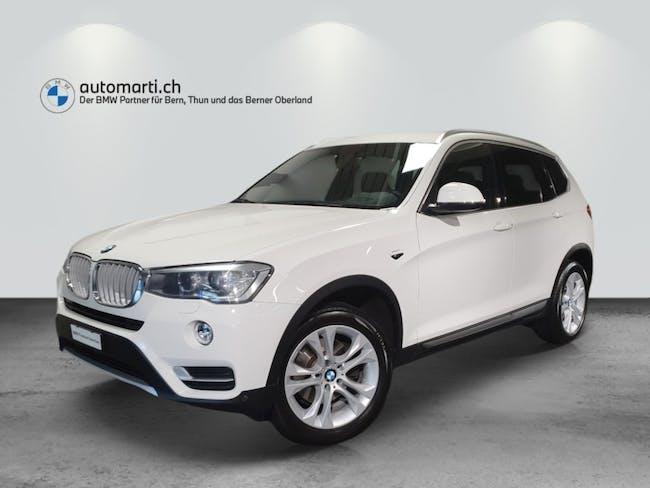 BMW X3 xDrive 20d xLine 105'600 km CHF24'900 - buy on carforyou.ch - 1