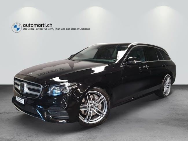 Mercedes-Benz E-Klasse E 220 d Swiss Star AMG 4M 49'700 km CHF43'900 - buy on carforyou.ch - 1
