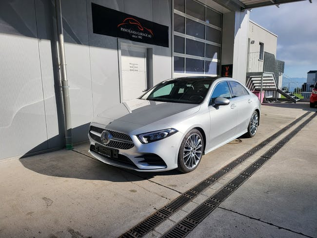 Mercedes-Benz A-Klasse A 180 d AMG Line 7G-DCT Edition 2020 23'800 km CHF37'950 - buy on carforyou.ch - 1