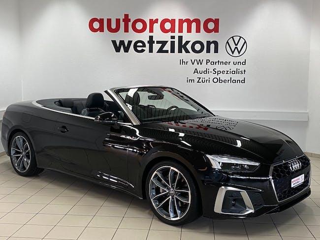 Audi A5 Cabriolet 40 TDI S-Line S-tronic 7'500 km CHF49'800 - buy on carforyou.ch - 1