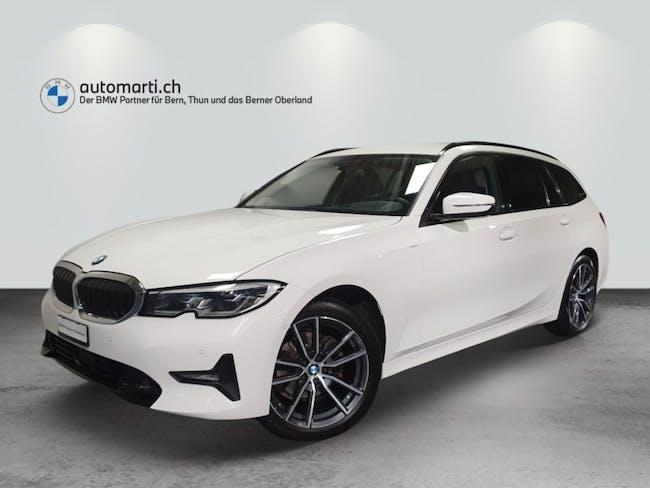 BMW 3er 320d xDrive Touring Sport 42'400 km CHF47'900 - buy on carforyou.ch - 1