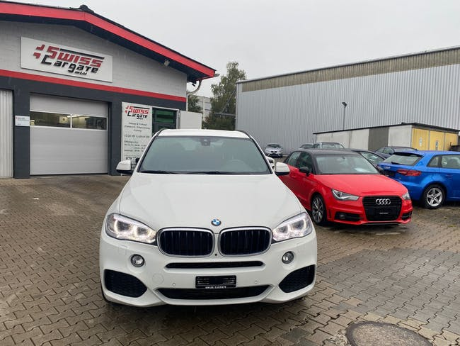 BMW X5 xDrive 25d Steptronic M Paket 79'000 km CHF36'800 - buy on carforyou.ch - 1