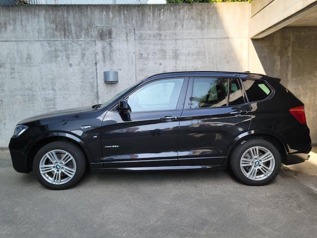 BMW X3 xDrive 35d M Sport Steptronic 84'500 km CHF38'900 - buy on carforyou.ch - 1