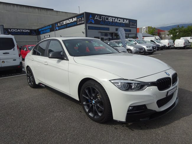 BMW 3er 320i Edition M Sport Steptronic 16'200 km CHF30'900 - buy on carforyou.ch - 1