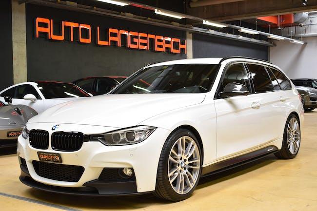 BMW 3er 320d Touring Steptronic 103'500 km CHF22'999 - buy on carforyou.ch - 1