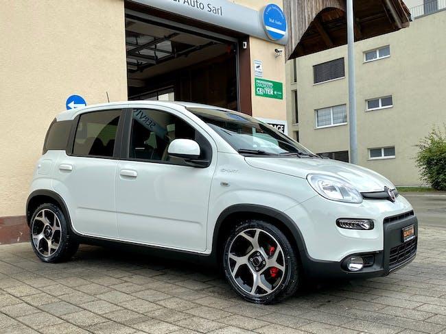 Fiat Panda 1.0 MHEV Sport 1'000 km CHF17'900 - buy on carforyou.ch - 1