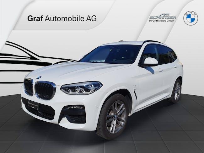 BMW X3 xDrive 20i M Sport 15'000 km CHF57'900 - buy on carforyou.ch - 1