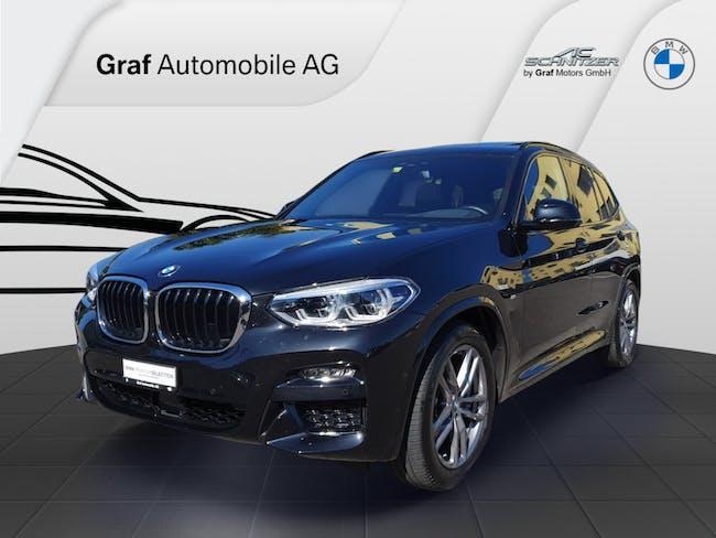 BMW X3 xDrive 30i M Sport ** 0,9% Leasing-Aktion ** 12'000 km CHF68'900 - buy on carforyou.ch - 1