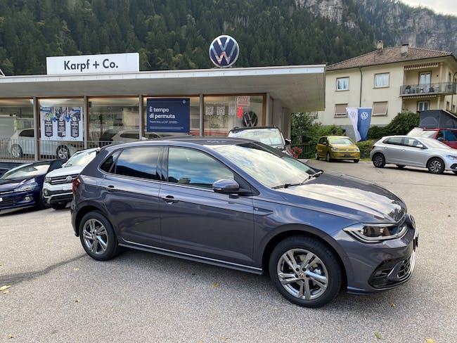 VW Polo 1.0 TSI R-Line DSG 10 km CHF30'900 - buy on carforyou.ch - 1