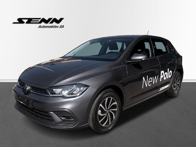 VW Polo 1.0 TSI Life 9'900 km CHF21'790 - buy on carforyou.ch - 1