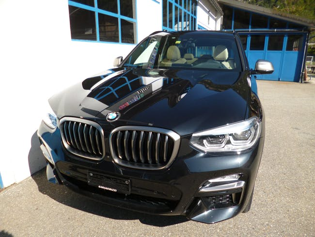 BMW X3 xDrive M40i Pure M Sport Steptronic 16'000 km CHF69'900 - buy on carforyou.ch - 1