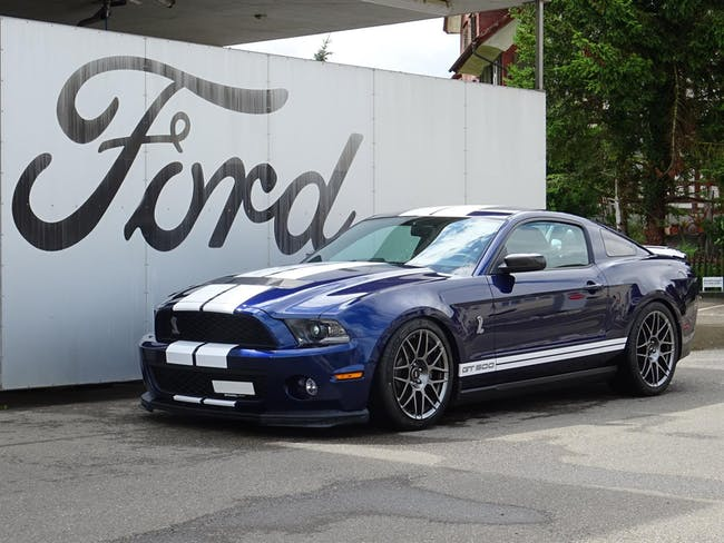 Ford Mustang Coupé Shelby GT500 23'900 km CHF69'900 - buy on carforyou.ch - 1