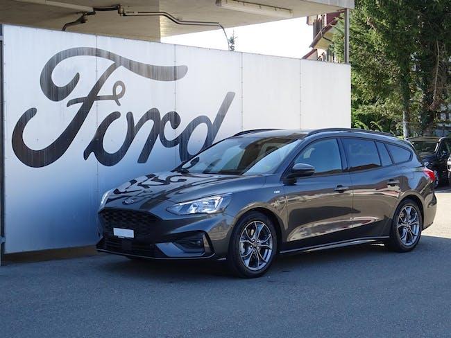 Ford Focus Station Wagon 1.0i EcoB Hybrid 125 ST-Line 6'900 km CHF24'890 - buy on carforyou.ch - 1