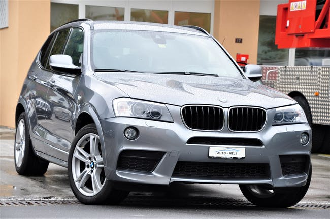 BMW X3 xDrive 20d Steptronic 113'000 km CHF23'900 - buy on carforyou.ch - 1