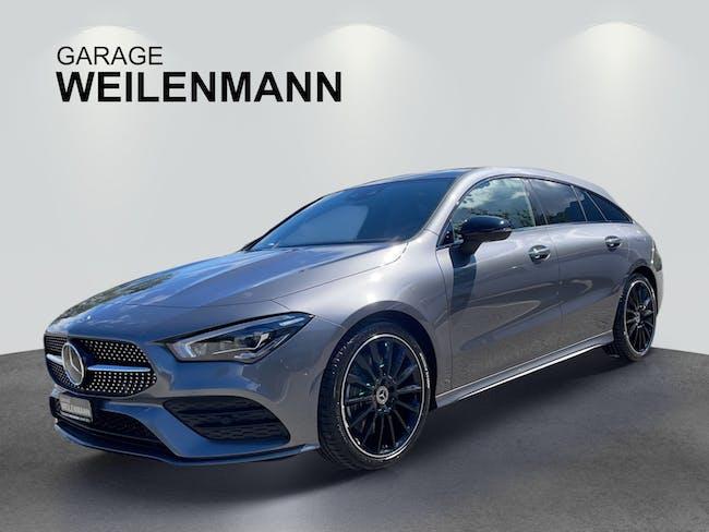 Mercedes-Benz CLA-Klasse CLA Shooting Brake 250 4Matic 7G-DCT AMG Line 50 km CHF72'900 - buy on carforyou.ch - 1