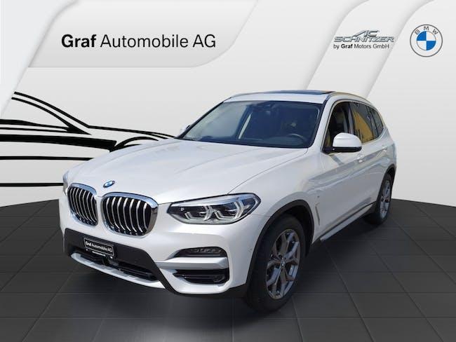 BMW X3 xDrive 48V 20d xLine ** TOP AUSSTATTUNG ** 4'500 km CHF58'900 - buy on carforyou.ch - 1