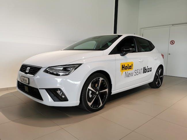 SEAT Ibiza 1.0 EcoTSI Hola FR DSG 100 km CHF28'370 - buy on carforyou.ch - 1