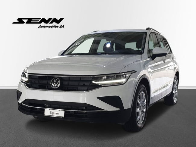 VW Tiguan 1.5TSI Evo Starter 1'000 km CHF26'950 - buy on carforyou.ch - 1