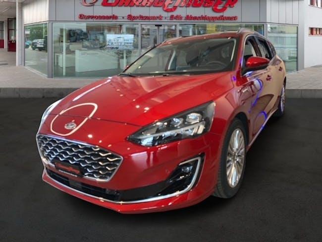Ford Focus Station Wagon 2.0 EcoBlue 150 Vignale 8'230 km CHF33'900 - buy on carforyou.ch - 1