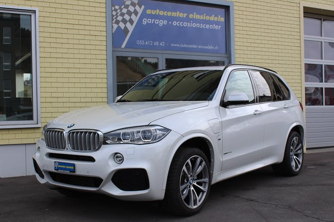 BMW X5 xDrive 40e M Sport Paket 127'500 km CHF34'900 - buy on carforyou.ch - 1