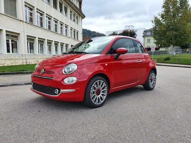 Fiat 500 1.0 N3 MildHybrid RED Serie 8 km CHF21'500 - buy on carforyou.ch - 1