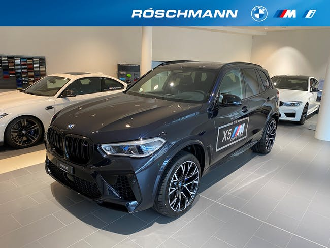 BMW X5 M Competition Steptronic Competition 19'900 km CHF124'900 - buy on carforyou.ch - 1