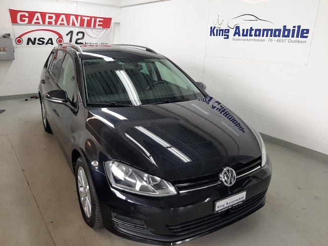 VW Golf Variant 2.0 TDI 65th Edition 4Motion 186'000 km CHF9'500 - buy on carforyou.ch - 1