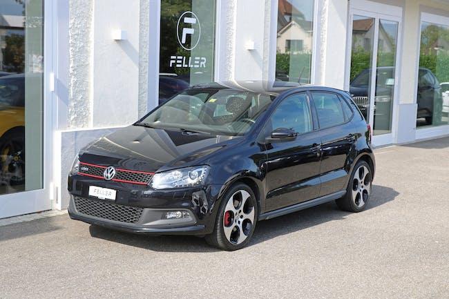 VW Polo 1.4 TSI GTI DSG 77'000 km CHF13'850 - buy on carforyou.ch - 1