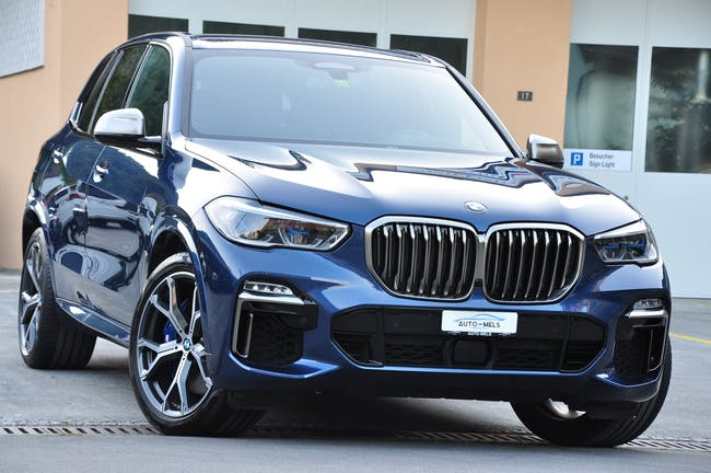 """BMW X5 xDrive M50d Steptronic """" AHK 3.5T """" 35'000 km CHF79'900 - buy on carforyou.ch - 1"""