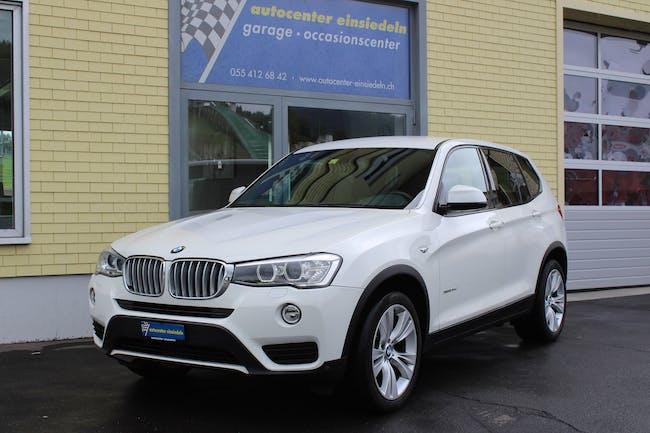 BMW X3 xDrive 30d 85'420 km CHF26'900 - buy on carforyou.ch - 1