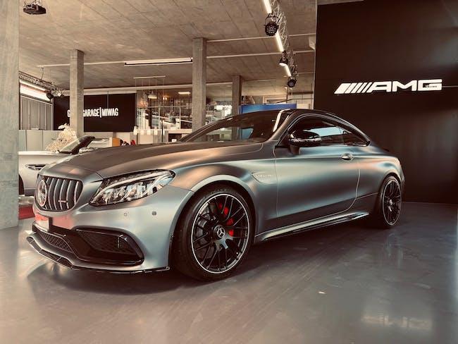 Mercedes-Benz C-Klasse C 63 S AMG Edition 1 Speedshift 70'500 km CHF71'900 - buy on carforyou.ch - 1