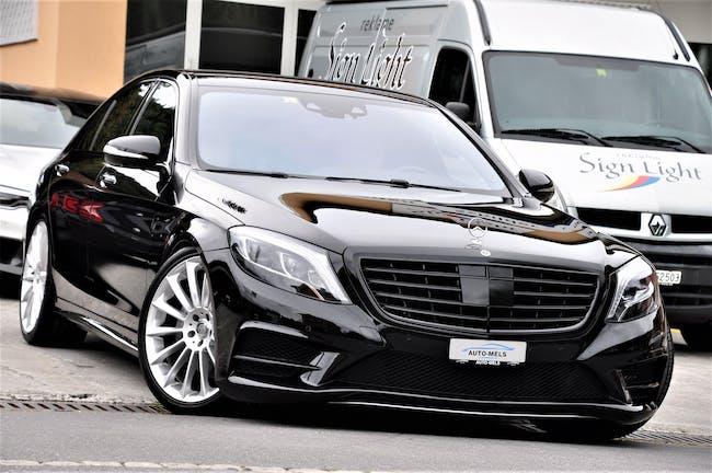 Mercedes-Benz S-Klasse S 500 4Matic 7G-Tronic 147'000 km CHF54'900 - acheter sur carforyou.ch - 1
