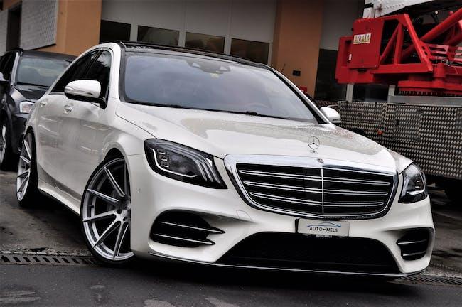 Mercedes-Benz S-Klasse S 560 9G-Tronic AMG-Line 48'000 km CHF79'900 - acheter sur carforyou.ch - 1