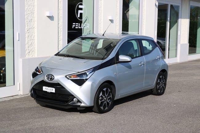 Toyota Aygo 1.0 VVT-i Trend 12'000 km CHF13'500 - kaufen auf carforyou.ch - 1