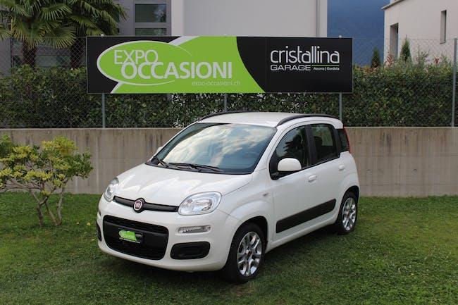 Fiat Panda 1.3 MJ Lounge 70'443 km CHF8'300 - buy on carforyou.ch - 1