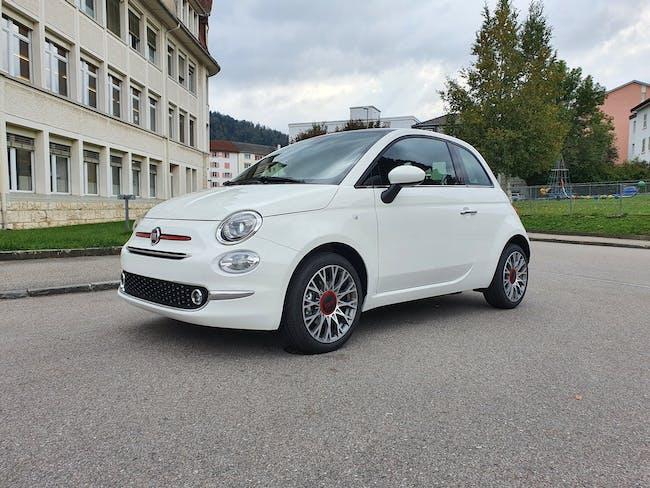Fiat 500 1.0 N3 MildHybrid RED Serie 7 km CHF22'300 - buy on carforyou.ch - 1