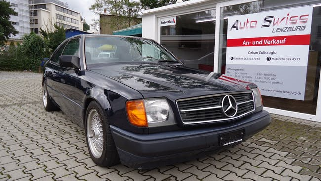 Mercedes-Benz E-Klasse 230 CE 103'000 km CHF19'990 - buy on carforyou.ch - 1