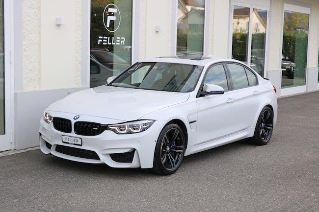 BMW 3er M3 Drivelogic 14'500 km CHF72'500 - buy on carforyou.ch - 1